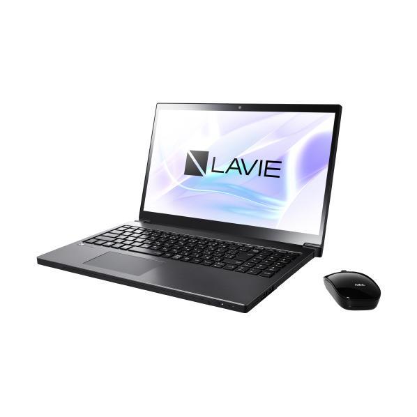 【送料無料】NEC ノートパソコン LaVie Note NEXT グレイスブラックシルバー PC-NX550JAB [PCNX550JAB]【RNH】