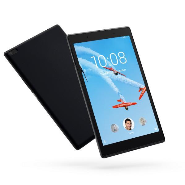 レノボ Android 7.1搭載タブレット Lenovo TAB ブラック ZA2B0045JP [ZA2B0045JP]【RNH】