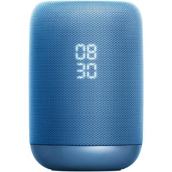 【送料無料】SONY Google Assistant対応ワイヤレススピーカー スマートスピーカー ブルー LF-S50G LC [LFS50GLC]