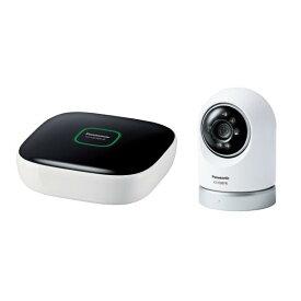 パナソニック 屋内スイングカメラキット ホワイト KX-HC600K-W [KXHC600KW]【RNH】