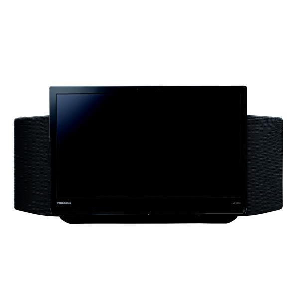 【送料無料】パナソニック ポータブルテレビ プライベートビエラ ブラック UN-19Z1-K [UN19Z1K]【RNH】