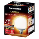 パナソニック LED電球 E26口金 全光430lm(3.7W一般電球タイプ) 電球色相当 LDG4LG95W [LDG4LG95W]