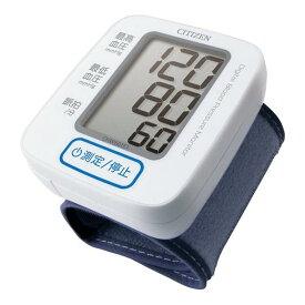 シチズン 手首式血圧計 オリジナル ホワイト CHW601E1 [CHW601E1]【SPPS】