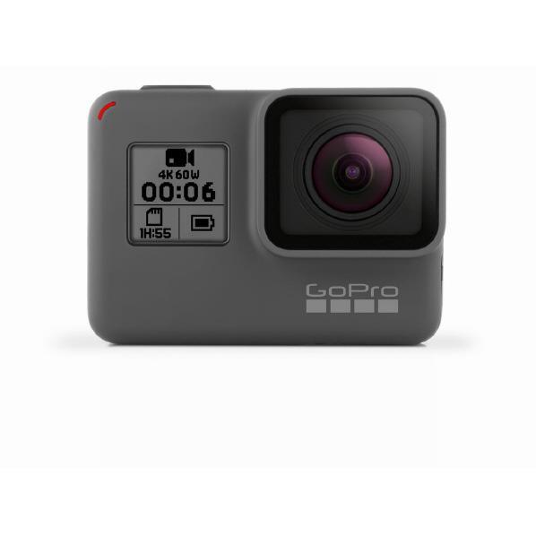 【送料無料】GoPro ウェアラブルカメラ HERO6 Black CHDHX-601-FW [CHDHX601FW]【RNH】