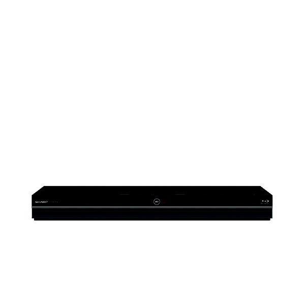 【送料無料】シャープ 1TB HDD内蔵ブルーレイレコーダー AQUOS ブルーレイ ブラック BDNW1200 [BDNW1200]【KK9N0D18P】【RNH】