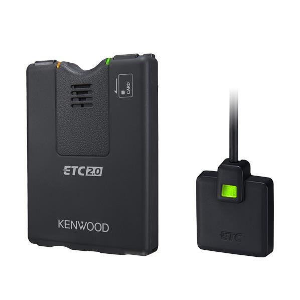 JVCケンウッド ETC2.0車載器 ブラック ETC-N3000 [ETCN3000]