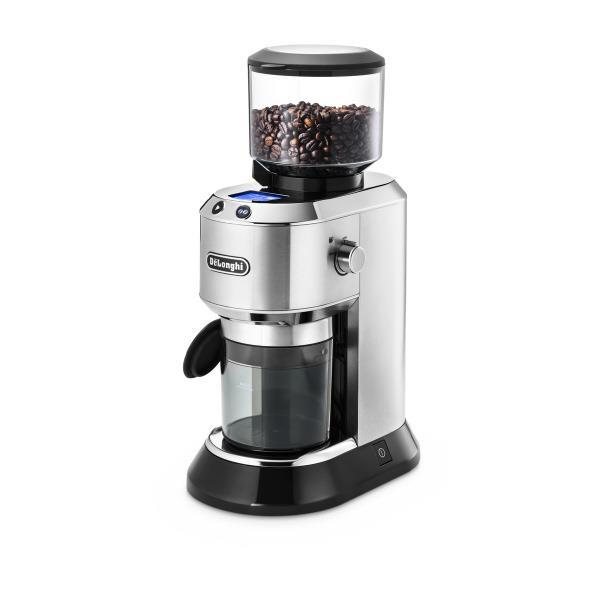 【送料無料】デロンギ コーヒーグラインダー デディカ メタルシルバー KG521J-M [KG521JM]【RNH】