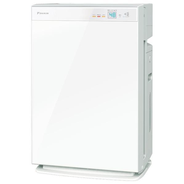 【送料無料】ダイキン 加湿空気清浄機 KuaL ホワイト MCK70UE5-W [MCK70UE5W]【RNH】【JMRN】
