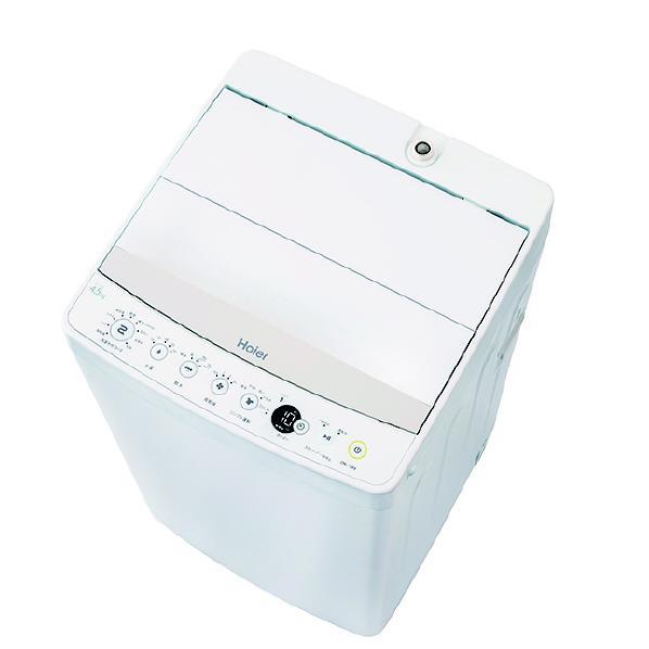 ハイアール 4.5kg全自動洗濯機 オリジナル ホワイト JW-C45BE-W [JWC45BEW]【RNH】【RCPT】