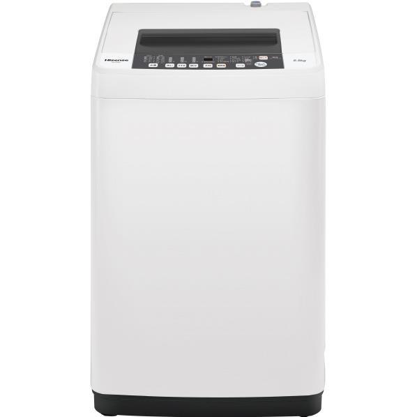 ハイセンス 5.5kg全自動洗濯機 オリジナル ホワイト HW-E5502 [HWE5502]【RNH】