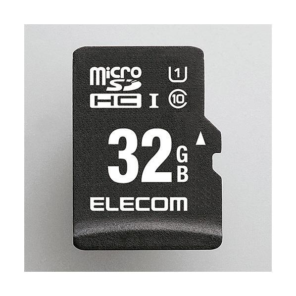 エレコム ドラレコ/カーナビ向け 車載用microSDHCメモリカード(Class10・32GB) MF-CAMR032GU11A [MFCAMR032GU11A]【KK9N0D18P】