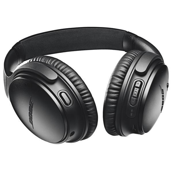 【送料無料】BOSE ワイヤレスヘッドフォン QuietComfort® 35 wireless ブラック QUIETCOMFORT35 II BLK [QUIETCOMFORT35IIBLK]【RNH】