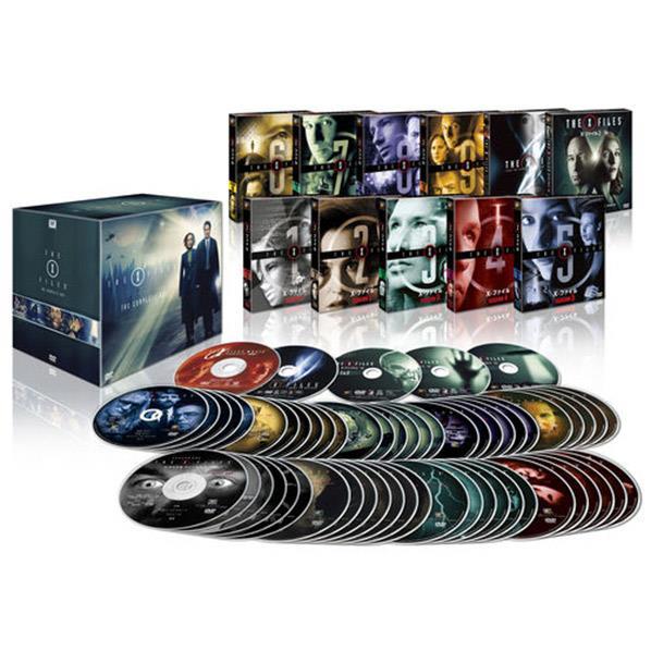 20世紀フォックス X-ファイル コンプリート DVD-BOX 【DVD】 FXBA-80252 [FXBA80252]【WSEN】【WS1819】