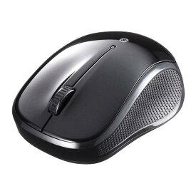 BUFFALO Bluetooth3.0対応BlueLED光学式マウス 静音/3ボタンタイプ ブラック BSMBB100BK [BSMBB100BK]