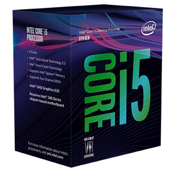 【送料無料】INTEL intel CPU Core i5-8400 Cofeelake-S BX80684I58400 [BX80684I58400]