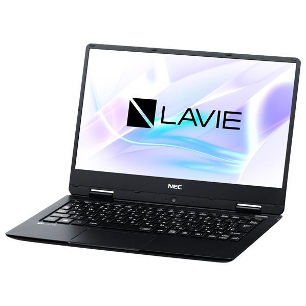 【送料無料】NEC ノートパソコン LaVie Note Mobile パールブラック PC-NM550KAB [PCNM550KAB]【RNH】