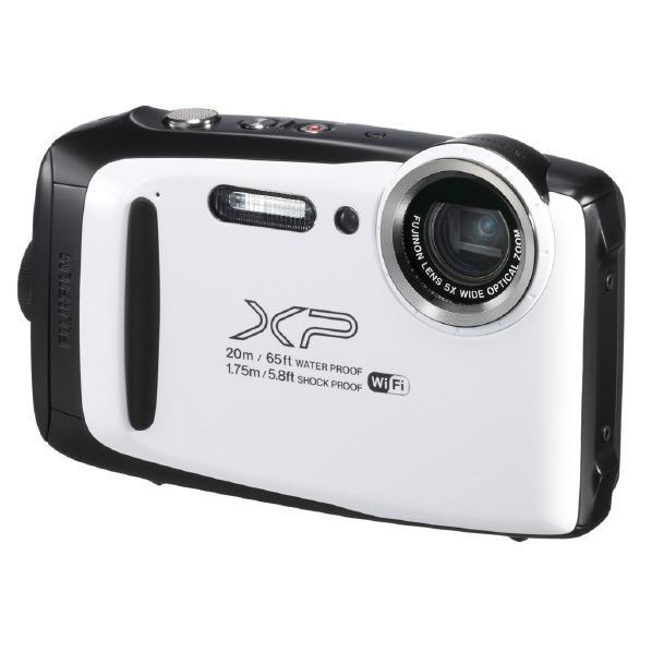 富士フイルム デジタルカメラ FinePix XP130 ホワイト FFXXP130WH [FFXXP130WH]【RNH】