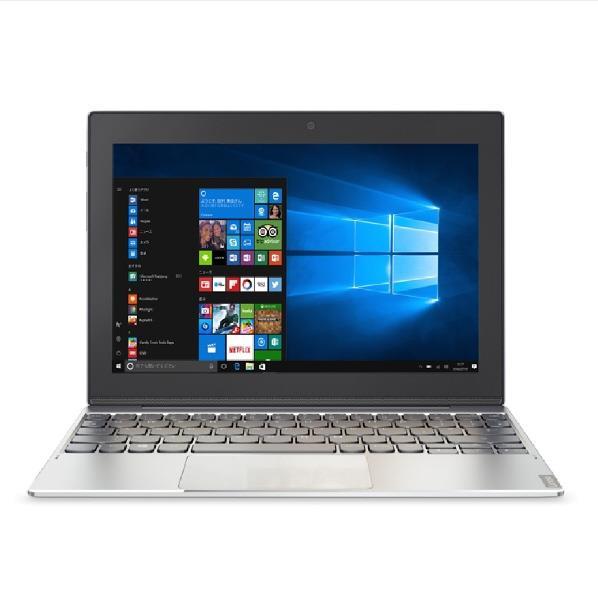【送料無料】レノボ 2in1ノートパソコン Lenovo ideapad MIIX 320 プラチナシルバー 80XF0007JP [80XF0007JP]【RNH】