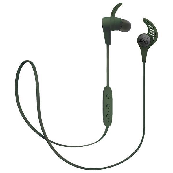 ロジクール カナル型ワイヤレスインナーイヤーヘッドフォン Jaybird X3 Wireless グリーン JBD-X3-001GN [JBDX3001GN]【RNH】【NOZSH】