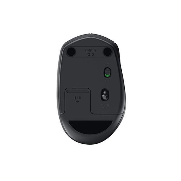 ロジクール サイレントワイヤレスマウス M590 MULTI-DEVICE SILENT Mouse グラファイトトーナル M590GT [M590GT]【NMPTO】