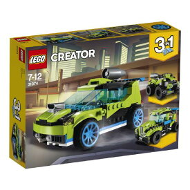 レゴジャパン LEGO クリエイター 31074 ロケットラリーカー 31074ロケツトラリ-カ- [31074ロケツトラリ-カ-]
