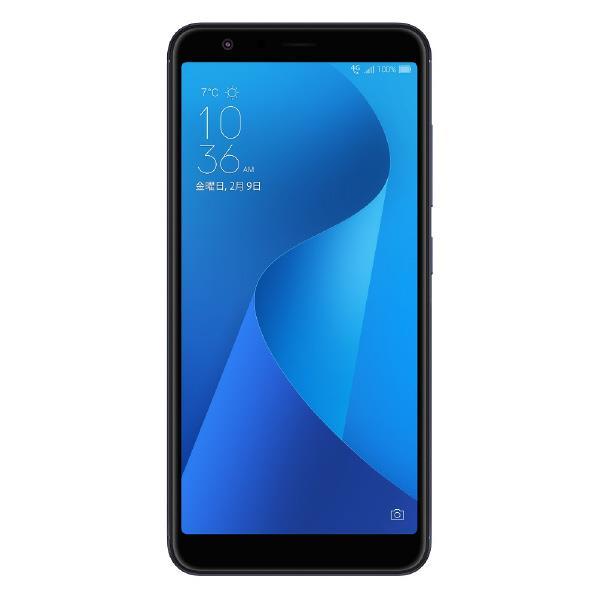 【送料無料】ASUS SIMフリースマートフォン ZenFone Max Plus M1 ディープシーブラック ZB570TL-BK32S4 [ZB570TLBK32S4]