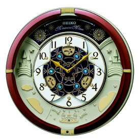 SEIKO 掛時計 RE601B [RE601B]