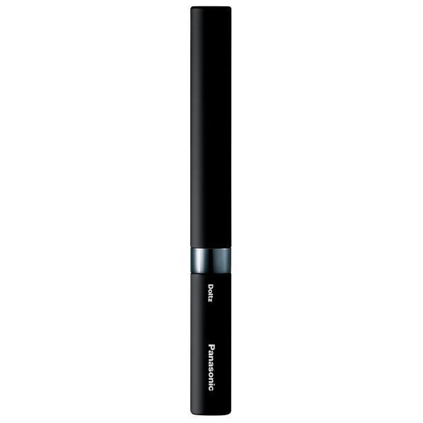 パナソニック 音波式電動歯ブラシ ポケットドルツ 黒 EW-DS42-K [EWDS42K]【RNH】