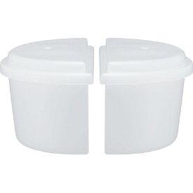 ドウシシャ 製氷カップハーフ(2個セット) HS18HF [HS18HF]