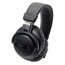 オーディオテクニカ DJヘッドフォン ブラック ATH-PRO5X BK [ATHPRO5XBK]【RNH】