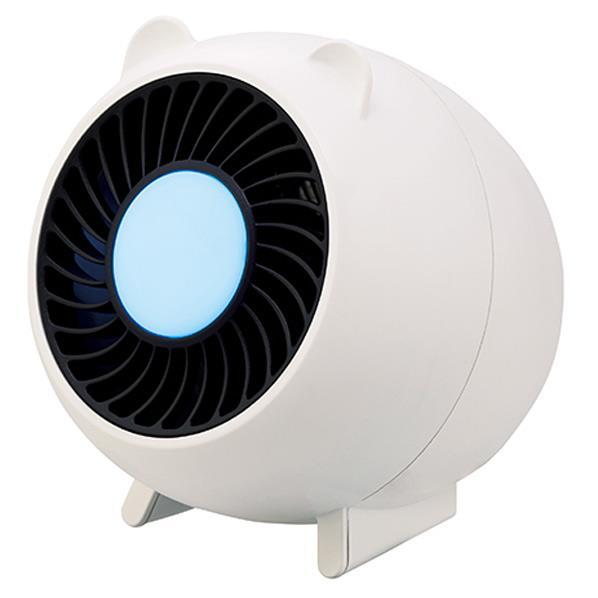 アピックス LED蚊取り捕虫器 ホワイト AIC-70SWH [AIC70SWH]