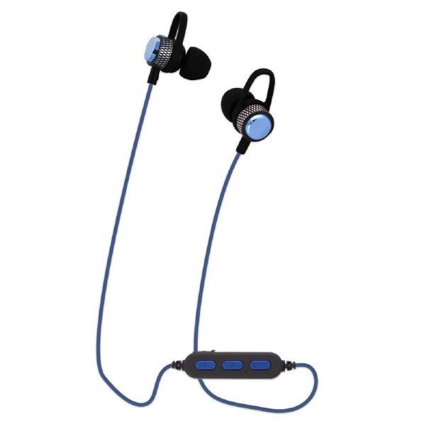 オウルテック Bluetoothイヤフォン ブルー OWL-BTEP06-BL [OWLBTEP06BL]