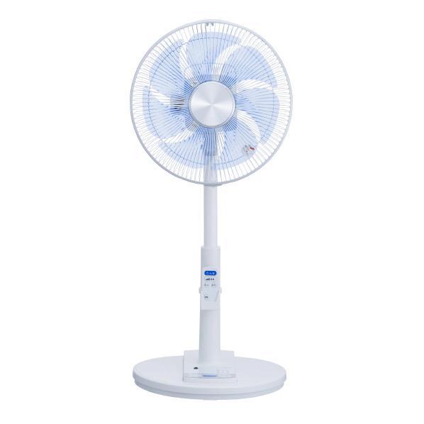 【送料無料】ユアサプライムス リビング扇風機 ホワイト YT-J3361YR(W) [YTJ3361YRW]