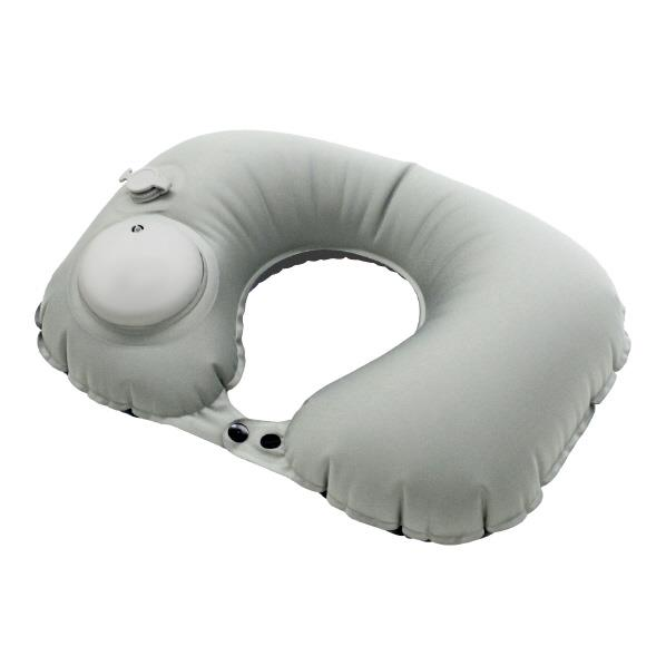 山善 携帯用 エアー枕 PAF-PL [PAFPL]