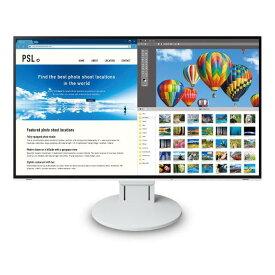 EIZO 27.0型4K対応液晶ディスプレイ FlexScan ホワイト EV2785-WT [EV2785WT]【RNH】【JMPP】