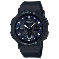 カシオ腕時計ブラックBGA-250-1AJF