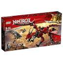 レゴジャパン LEGO ニンジャゴー 70653 伝説のエレメント・ドラゴン:メリュジー 70653デンセツノエレメントドラゴン…