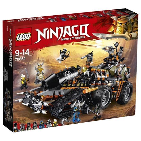 レゴジャパン LEGO ニンジャゴー 70654 ハンティング・デスストライカー 70654ハンテイングデスストライカ- [70654ハンテイングデスストライカ-]