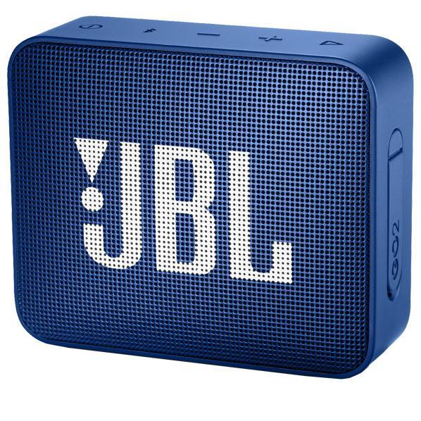 JBL ウォータープルーフ対応Bluetoothスピーカー GO2 ブルー JBLGO2BLU [JBLGO2BLU]【RNH】