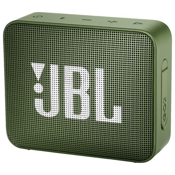 JBL ウォータープルーフ対応Bluetoothスピーカー GO2 グリーン JBLGO2GRN [JBLGO2GRN]【RNH】