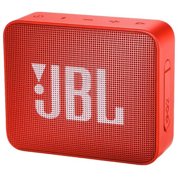 JBL ウォータープルーフ対応Bluetoothスピーカー GO2 オレンジ JBLGO2ORG [JBLGO2ORG]【RNH】