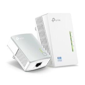 TP-Link Wi-Fiエクステンダーキット TL-WPA4220KIT [TLWPA4220KIT]