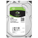 SEAGATE 3.5インチ内蔵ハードディスクドライブ(2TB) BarraCudaシリーズ ST2000DM005 [ST2000DM005C]