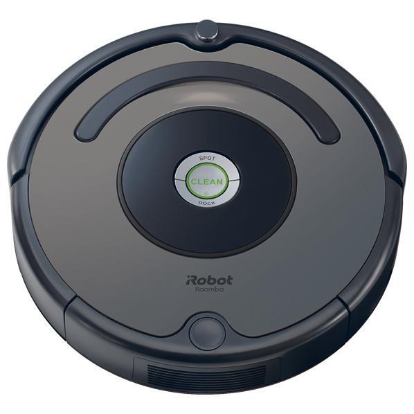 iRobot ロボットクリーナー ルンバ643 ミディアムシルバー R643060 [R643060]【RNH】