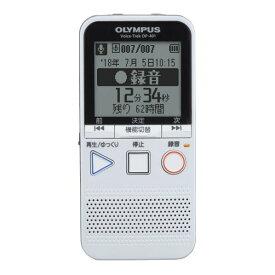 オリンパス ICレコーダー Voice Trek シリーズ ホワイト DP-401 WHT [DP401WHT]【RNH】