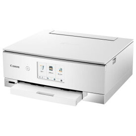 キヤノン インクジェットプリンター PIXUS TS8230 ホワイト TS8230WH [TS8230WH]【RNH】