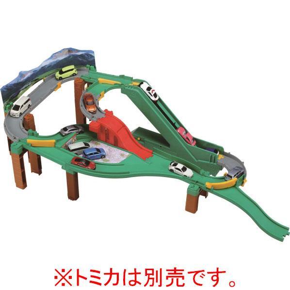 タカラトミー トミカ コースをチェンジ!オートやまみちドライブ コ-スヲチエンジオ-トヤマミチドライブ [コ-スヲチエンジオ-トヤマミチドライブ]