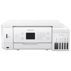 エプソン インクジェット複合機 ホワイト EW-M770TW [EWM770TW]【RNH】【SPSP】