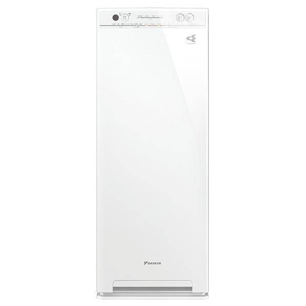 ダイキン 加湿空気清浄機 KuaL ホワイト MCK55VE6-W [MCK55VE6W]【RNH】【MCHP】