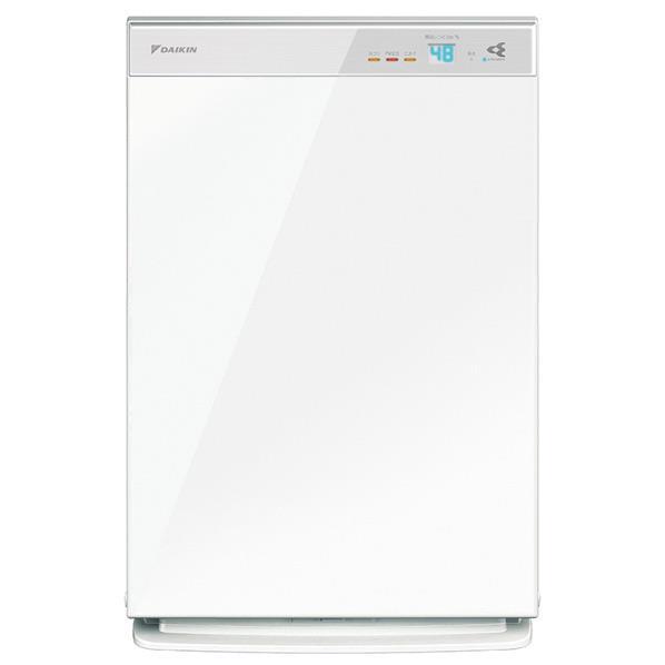 ダイキン 加湿空気清浄機 KuaL ホワイト MCK70VE6-W [MCK70VE6W]【RNH】